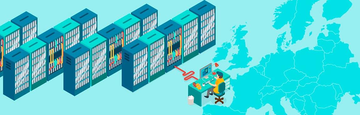 Virtualizacion de servidores Valencia